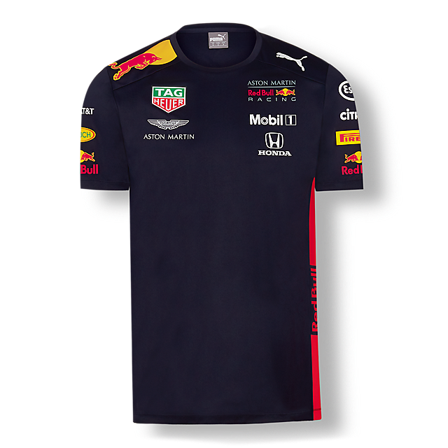 0a23abd2839 Official Teamline T-Shirt (RBR19006)  Red Bull Racing official-teamline-