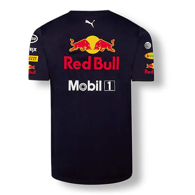 Official Teamline T-Shirt (RBR19006): Red Bull Racing official-teamline-t-shirt (image/jpeg)