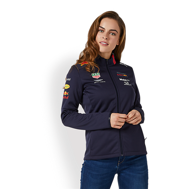 Official Teamline Softshell Jacket (RBR19007): Red Bull Racing official-teamline-softshell-jacket (image/jpeg)