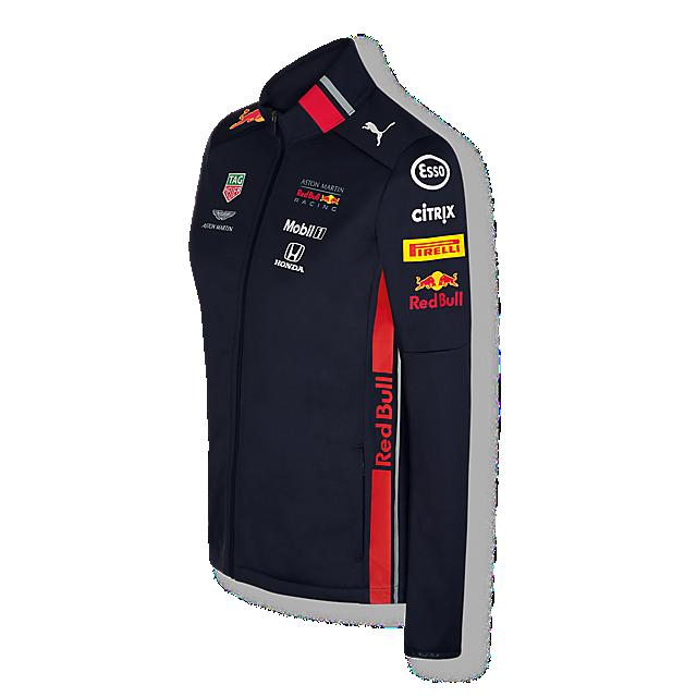 Official Teamline Softshelljacke (RBR19007): Red Bull Racing official-teamline-softshelljacke (image/jpeg)
