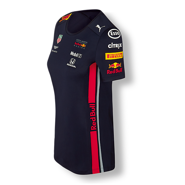 Official Teamline T-Shirt (RBR19009): Red Bull Racing official-teamline-t-shirt (image/jpeg)