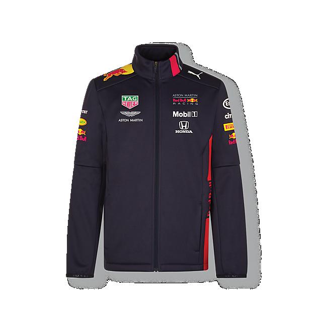 Official Teamline Sofshelljacke (RBR19010): Red Bull Racing official-teamline-sofshelljacke (image/jpeg)