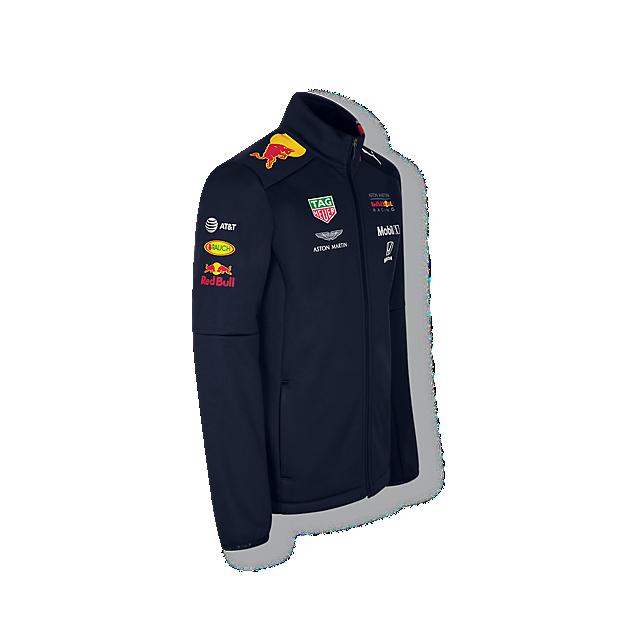 Official Teamline Sofshell Jacket (RBR19010): Red Bull Racing official-teamline-sofshell-jacket (image/jpeg)