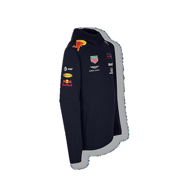 Official Teamline Zip Hoody (RBR19011): Red Bull Racing official-teamline-zip-hoody (image/jpeg)