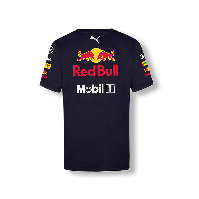 Official Teamline T-Shirt (RBR19013): Red Bull Racing official-teamline-t-shirt (image/jpeg)