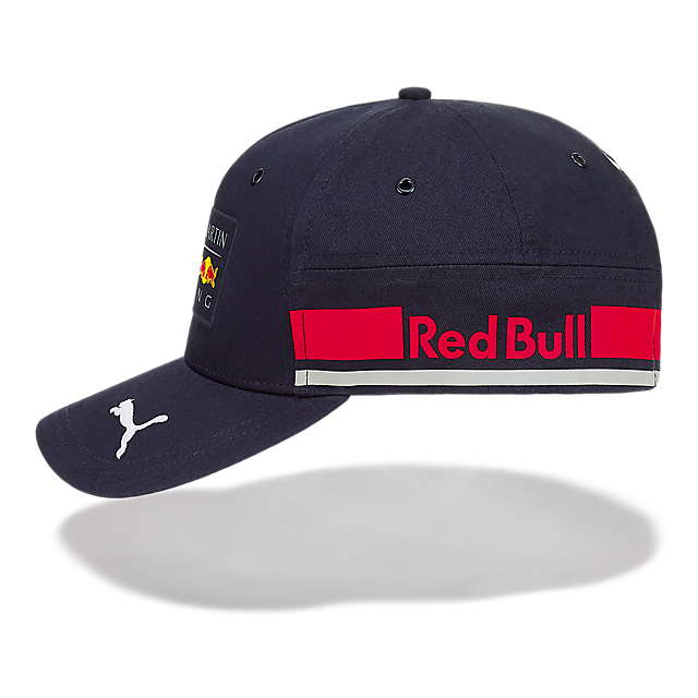 Official Teamline Cap (RBR19014): Red Bull Racing official-teamline-cap (image/jpeg)