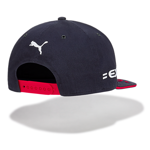 Official Teamline Verst. FB Flatcap (RBR19017): Red Bull Racing official-teamline-verst-fb-flatcap (image/jpeg)