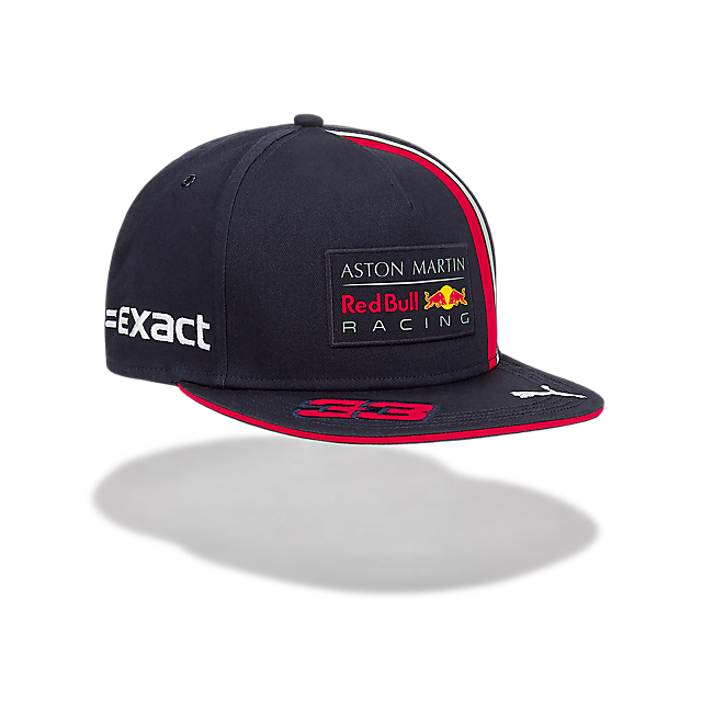 Official Teamline Verst. FB Flatcap JR (RBR19018): Red Bull Racing official-teamline-verst-fb-flatcap-jr (image/jpeg)