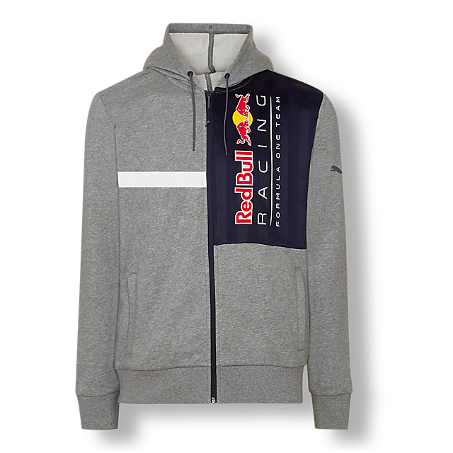 Logo Hooded Sweat Jacket (RBR19032): Red Bull Racing logo-hooded-sweat-jacket (image/jpeg)