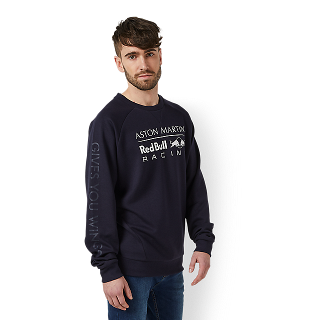 Crew Neck Sweat Shirt (RBR19073): Red Bull Racing crew-neck-sweat-shirt (image/jpeg)