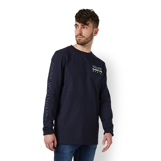 Marque Longsleeve T Shirt (RBR19076): Red Bull Racing marque-longsleeve-t-shirt (image/jpeg)