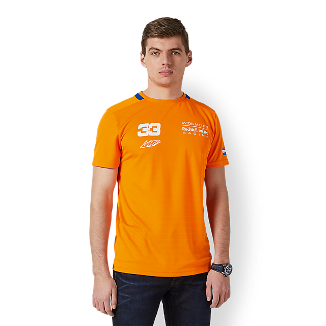 Max Verstappen Performance T Shirt (RBR19078): Red Bull Racing max-verstappen-performance-t-shirt (image/jpeg)