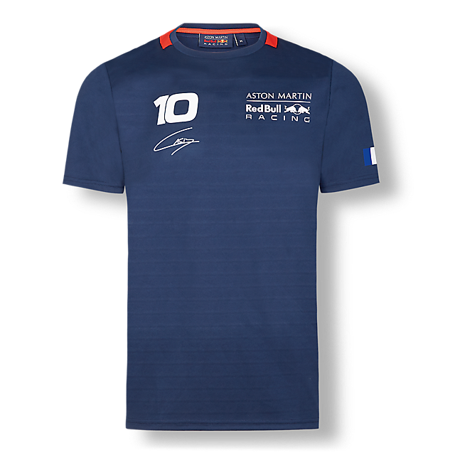 Pierre Gasly Performance T Shirt (RBR19079): Red Bull Racing pierre-gasly-performance-t-shirt (image/jpeg)