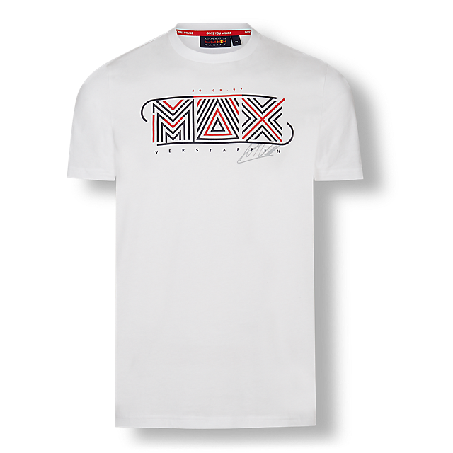 Max Verstappen Driver T Shirt (RBR19081): Red Bull Racing max-verstappen-driver-t-shirt (image/jpeg)