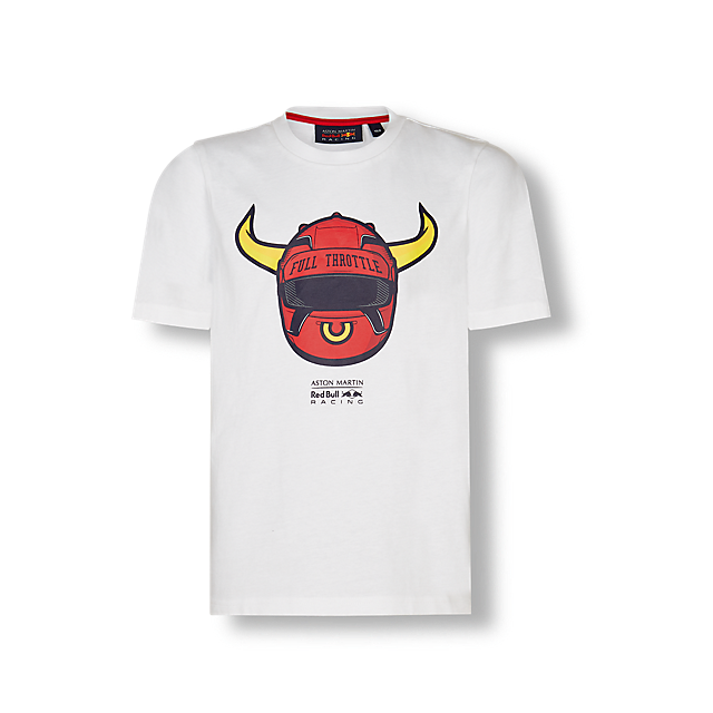 Helmet T Shirt (RBR19089): Red Bull Racing helmet-t-shirt (image/jpeg)