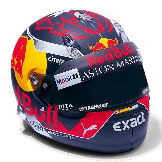 Minimax Max Verstappen Season Minihelmet 1:5 (RBR19161): Red Bull Racing minimax-max-verstappen-season-minihelmet-1-5 (image/jpeg)
