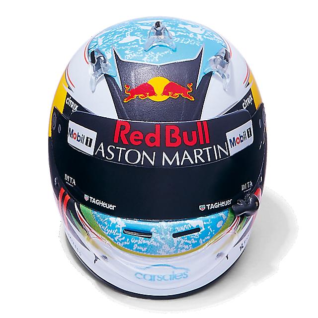 Minimax Daniel Ricciardo Season Minihelmet 1:8 (RBR19166): Red Bull Racing minimax-daniel-ricciardo-season-minihelmet-1-8 (image/jpeg)