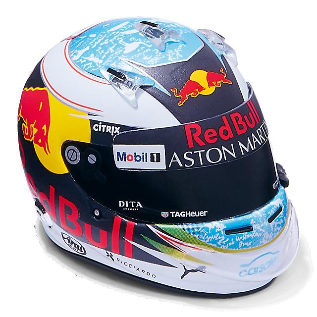 Minimax Daniel Ricciardo Season Minihelm 1:8 (RBR19166): Red Bull Racing minimax-daniel-ricciardo-season-minihelm-1-8 (image/jpeg)