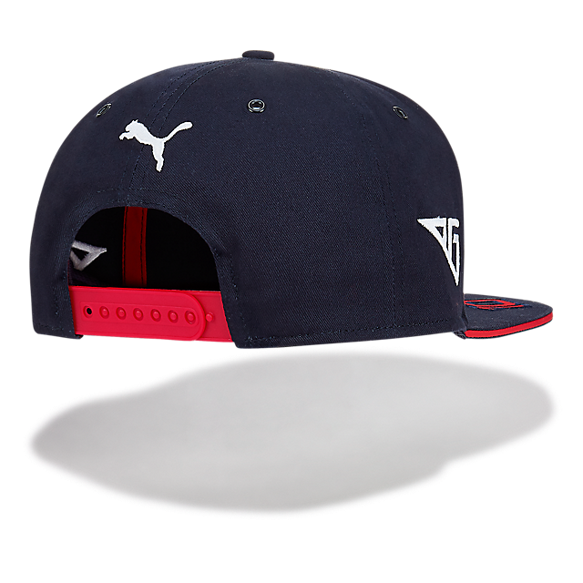 Pierre Gasly Driver Flatcap (RBR19169): Red Bull Racing pierre-gasly-driver-flatcap (image/jpeg)