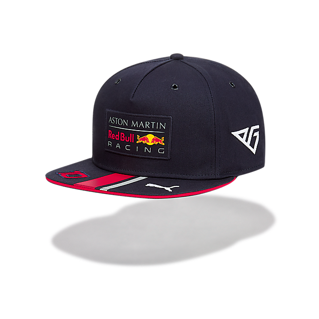 Pierre Gasly Driver Flatcap (RBR19170): Red Bull Racing pierre-gasly-driver-flatcap (image/jpeg)