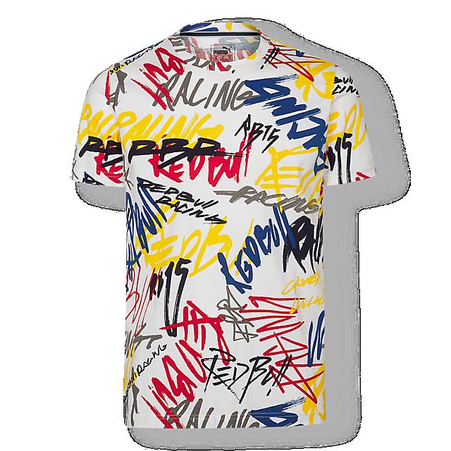 Graffiti T-Shirt (RBR19191): Red Bull Racing graffiti-t-shirt (image/jpeg)