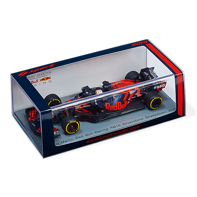 Minimax Max Verstappen RB15 Shakedown 1:43 (RBR19201): Red Bull Racing minimax-max-verstappen-rb15-shakedown-1-43 (image/jpeg)