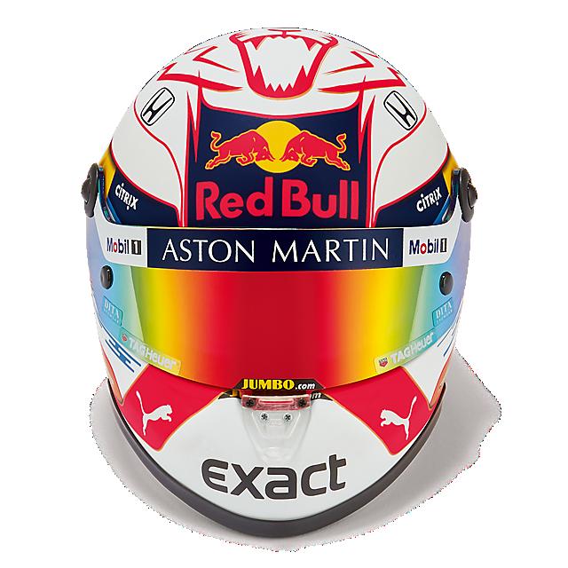 Max Verstappen 2019 1:2 helmet (RBR19212): Red Bull Racing max-verstappen-2019-1-2-helmet (image/jpeg)