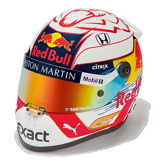 Max Verstappen 2019 1:2 Helm (RBR19212): Red Bull Racing max-verstappen-2019-1-2-helm (image/jpeg)