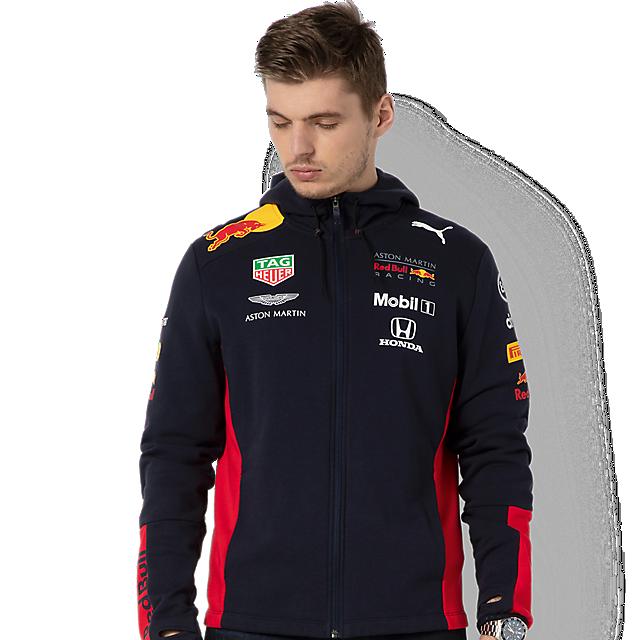 Official Teamline Zip Hoodie (RBR20005): Red Bull Racing official-teamline-zip-hoodie (image/jpeg)