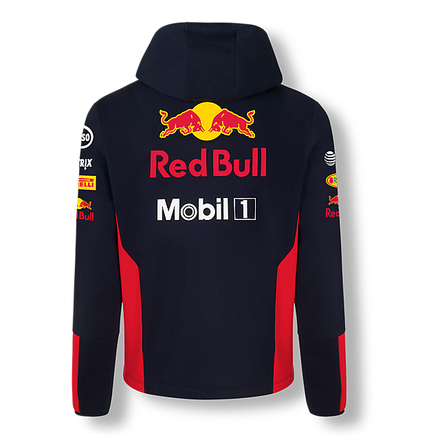 Official Teamline Zip Hoodie (RBR20005): Red Bull Racing official-teamline-zip-hoodie (image/jpeg)
