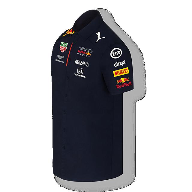 Official Teamline Hemd (RBR20006): Red Bull Racing official-teamline-hemd (image/jpeg)