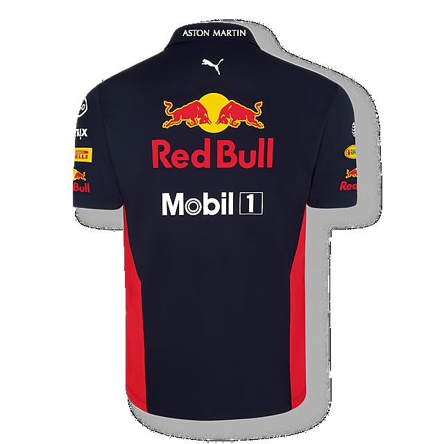 Official Teamline Polo Shirt (RBR20007): Red Bull Racing official-teamline-polo-shirt (image/jpeg)