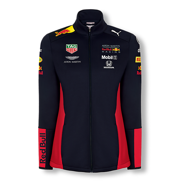 Official Teamline Softshell Jacket (RBR20009): Red Bull Racing official-teamline-softshell-jacket (image/jpeg)