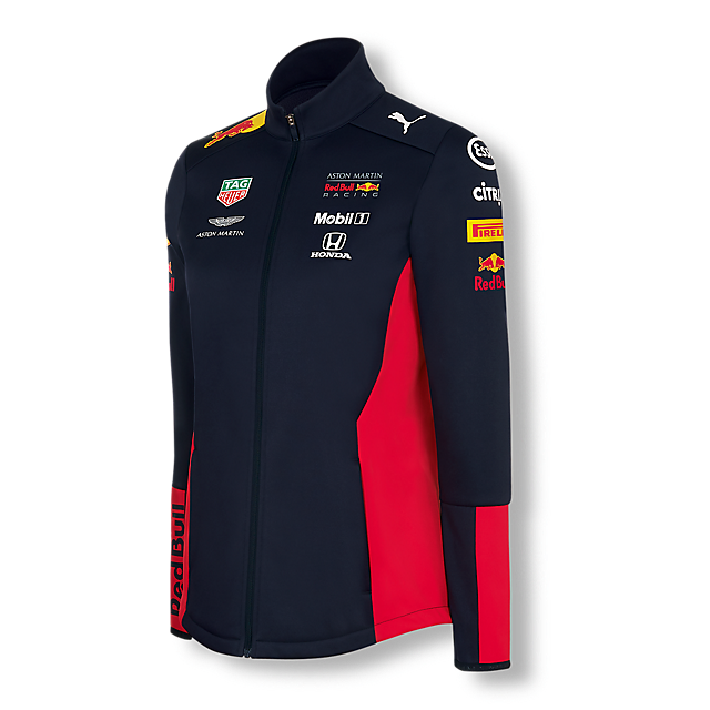 Official Teamline Softshelljacke (RBR20009): Red Bull Racing official-teamline-softshelljacke (image/jpeg)