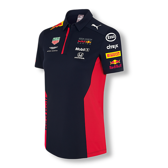Red Bull Racing Shop: Official Teamline Polo