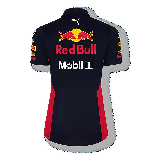Official Teamline Polo Shirt (RBR20010): Red Bull Racing official-teamline-polo-shirt (image/jpeg)