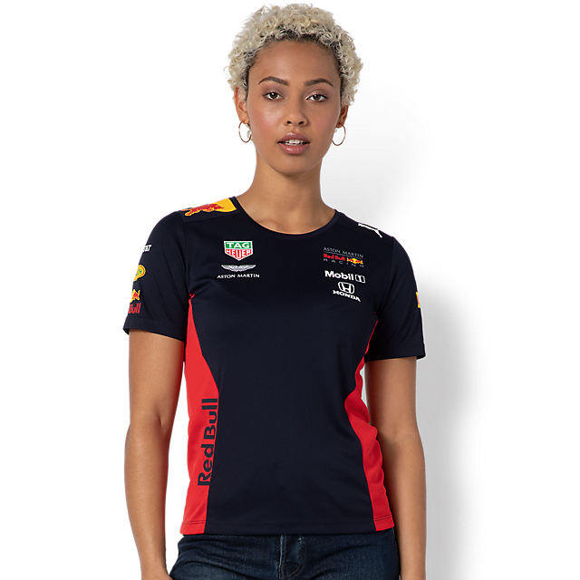 Official Teamline T-Shirt (RBR20011): Red Bull Racing official-teamline-t-shirt (image/jpeg)