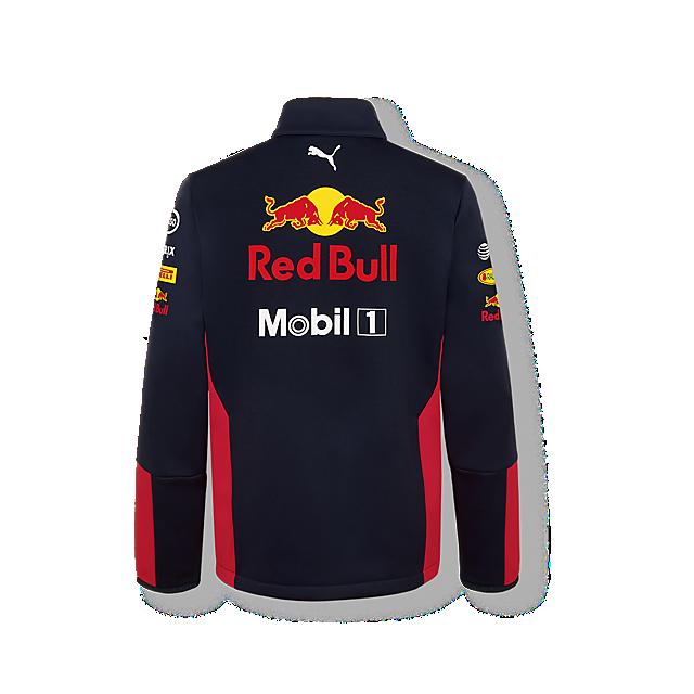 Official Teamline Softshell Jacket (RBR20012): Red Bull Racing official-teamline-softshell-jacket (image/jpeg)