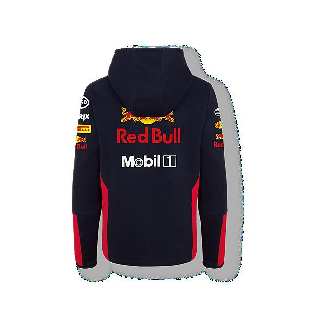 Official Teamline Zip Hoodie (RBR20013): Red Bull Racing official-teamline-zip-hoodie (image/jpeg)