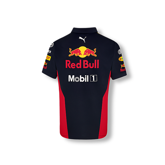 Official Teamline Polo (RBR20014): Red Bull Racing official-teamline-polo (image/jpeg)