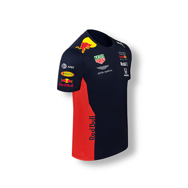 Official Teamline T-Shirt (RBR20015): Red Bull Racing official-teamline-t-shirt (image/jpeg)