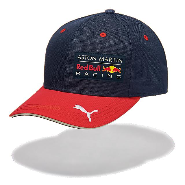 Official Teamline Cap (RBR20016): Red Bull Racing official-teamline-cap (image/jpeg)