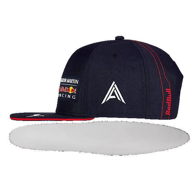 Alex Albon Driver Snapback Cap (RBR20023): Red Bull Racing alex-albon-driver-snapback-cap (image/jpeg)