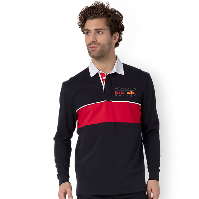 Redline Long Sleeve Polo Shirt (RBR20041): Red Bull Racing redline-long-sleeve-polo-shirt (image/jpeg)