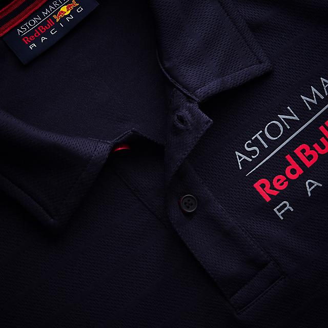 Redline Polo Shirt (RBR20043): Red Bull Racing redline-polo-shirt (image/jpeg)