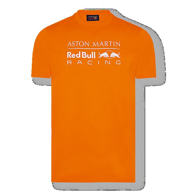 Red Bull Racing Shop Orange T Shirt Only Here At Redbullshop Com