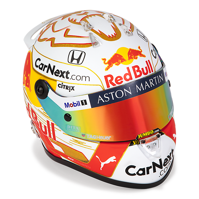 Max Verstappen 2020 1:2 Mini Helm (RBR20128): Red Bull Racing max-verstappen-2020-1-2-mini-helm (image/jpeg)