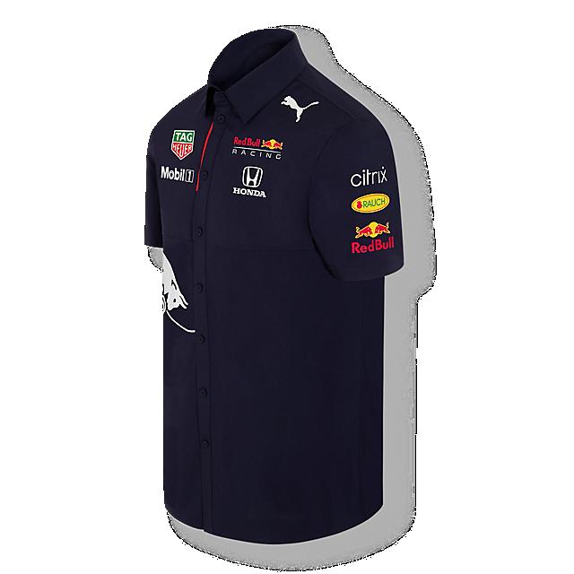 Official Teamline Hemd (RBR21007): Red Bull Racing official-teamline-hemd (image/jpeg)
