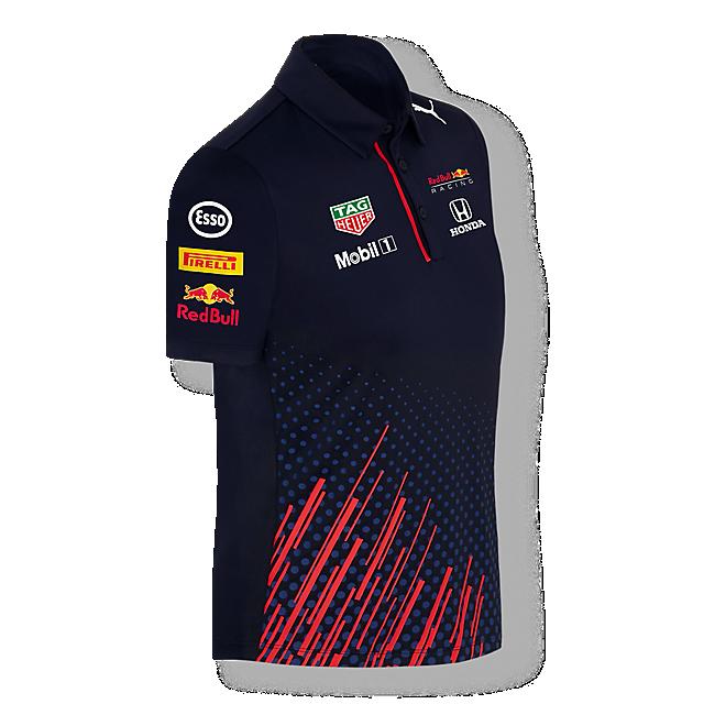 Official Teamline Polo Shirt (RBR21010): Red Bull Racing official-teamline-polo-shirt (image/jpeg)