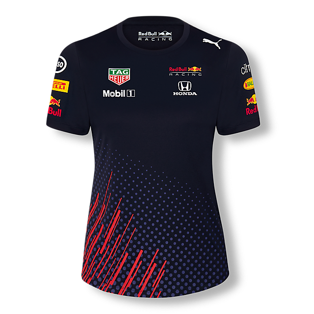 Official Teamline T-Shirt (RBR21011): Red Bull Racing official-teamline-t-shirt (image/jpeg)